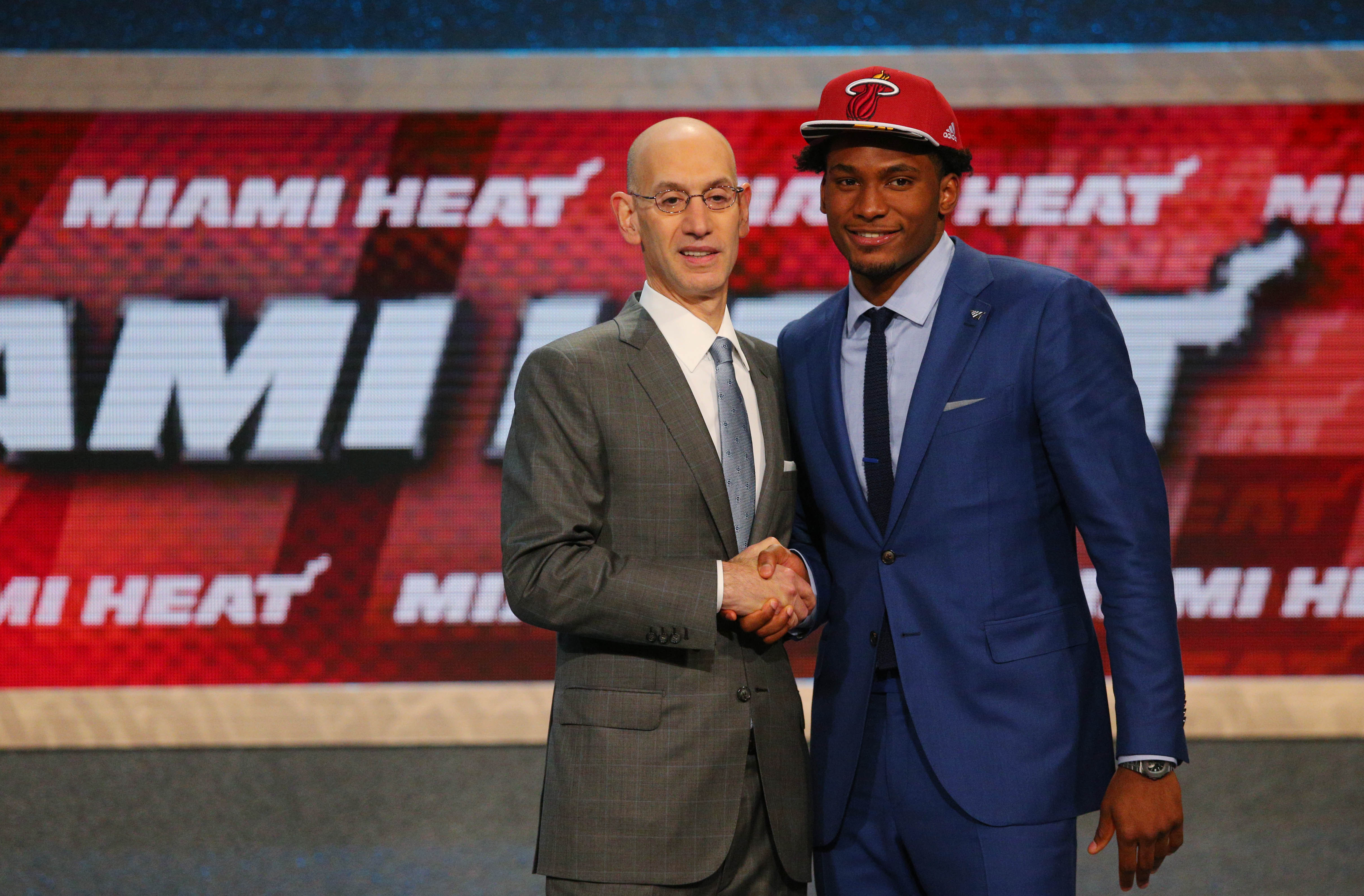 Miami Heat: 2017 NBA Draft Lottery odds