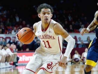 02/05/2018 Oklahoma vs West Virginia NCAA men's basketball Photo by Ty Russell