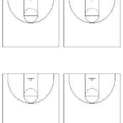 Basketball Court Diagram For Coaches Caravan Wiring Uk Diagrams Printable Templates