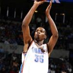 Kevin Durant Playoff Scoring Workout