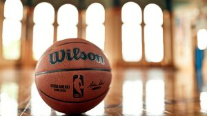 NBA Wilson Basketball