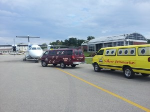 AirportVans