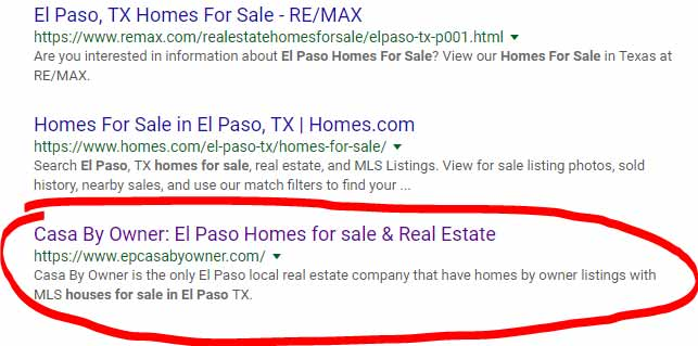 Real Estate SEO Experts: A Case Study of the Best Website