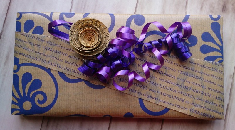 3 Gift Wrapping Hacks - Hooray for Moms
