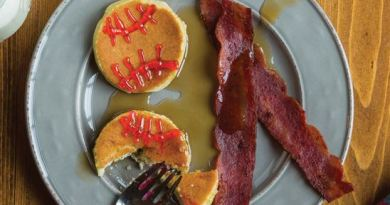 Home Run Pancake Recipe - Hooray for Moms