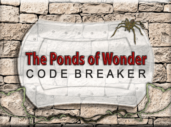 The Ponds of Wonder Code Breaker: An Educational Video Game - Hooray for Moms