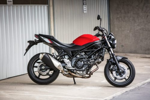small resolution of the suzuki sv650 often considered the reliable and cheaper alternative to the ducati monster a wonderful motorcycle in its own right with no need to