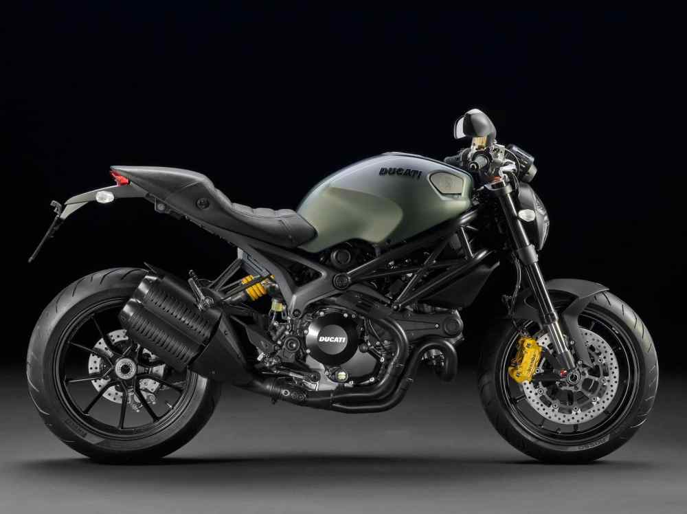 medium resolution of the ducati monster 1100 with some modifications