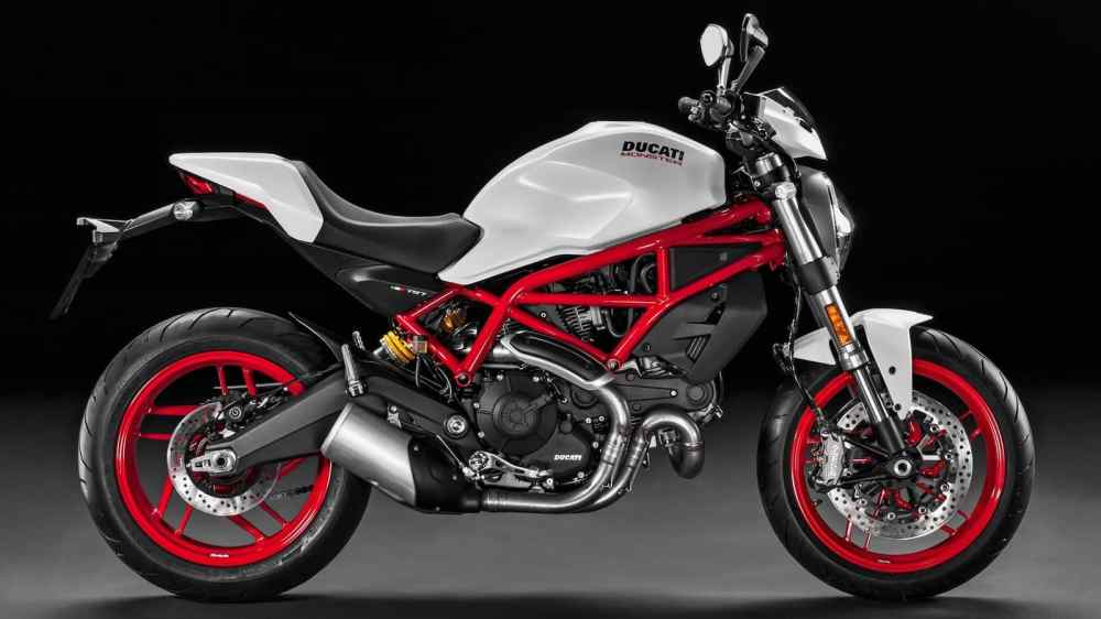 medium resolution of ducati monster 797 basic design modern technology