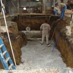 Concrete prep by Hoosier Agri-Matic
