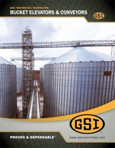GSI Bucket Elevators and Conveyors