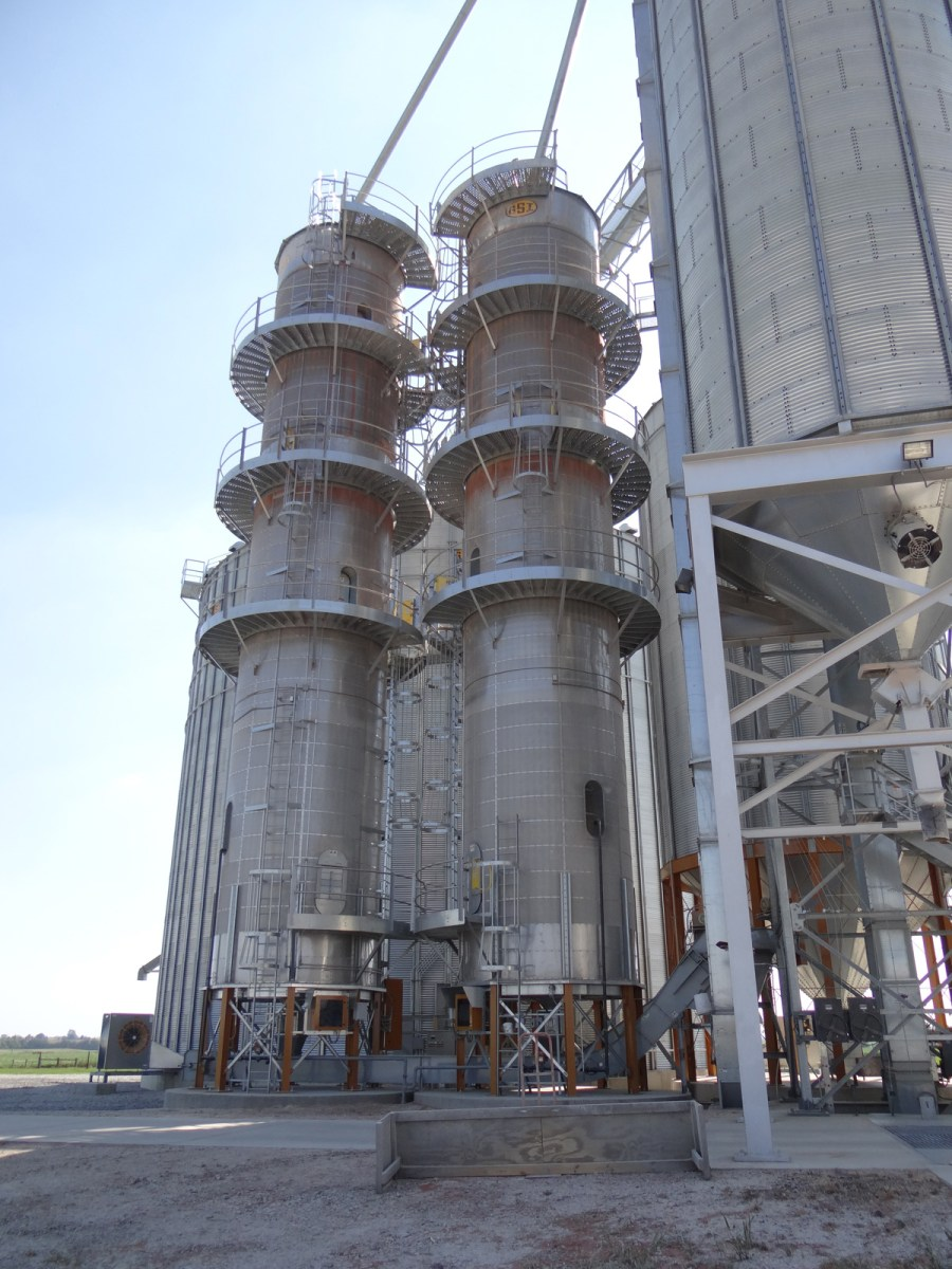 Tower Dryers by Hoosier Agri