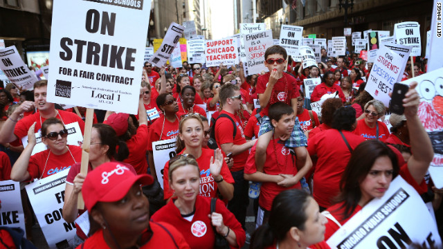 Chicago teachers about to go on strikeAGAIN  Hoosier Econ