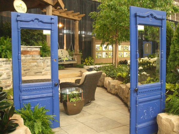 spring arrives at the 55th indiana flower patio show hoosier gardener