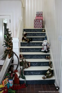 Vintage Christmas Decorating: Twas the Night Before ...