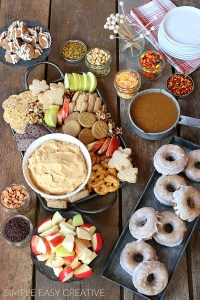 Fall Party Ideas - Hoosier Homemade