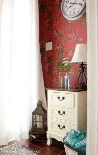 Small Foyer Decorating Ideas - Hoosier Homemade
