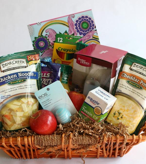 gift basket idea get