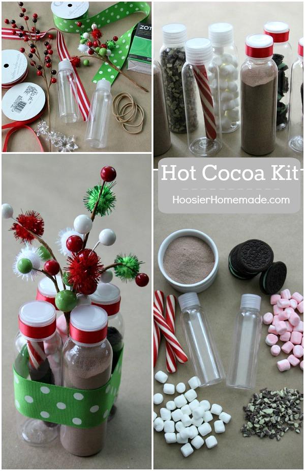 Simple Christmas Gift Homemade Holiday Inspiration