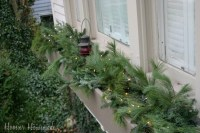 Outdoor Christmas Decorations - Hoosier Homemade