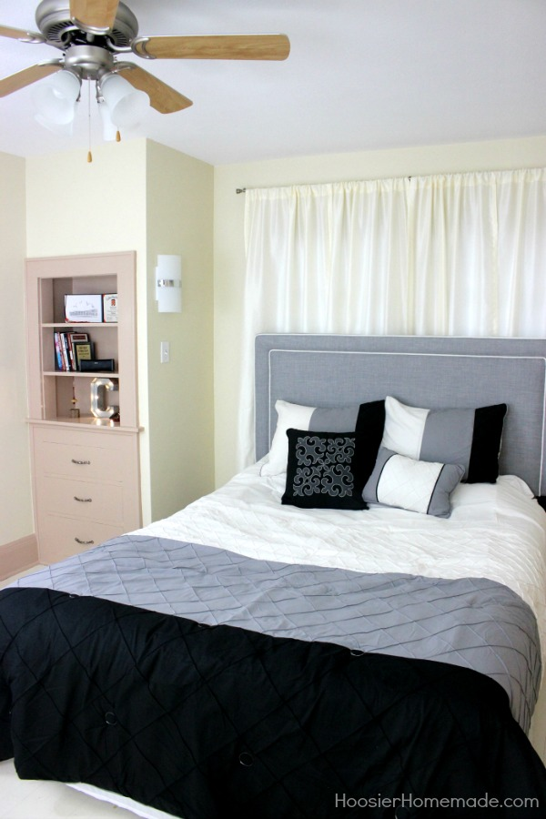 Small Bedroom Makeover Stylish for Young Adults  Hoosier