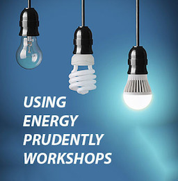 Using energy Prudently Workshop