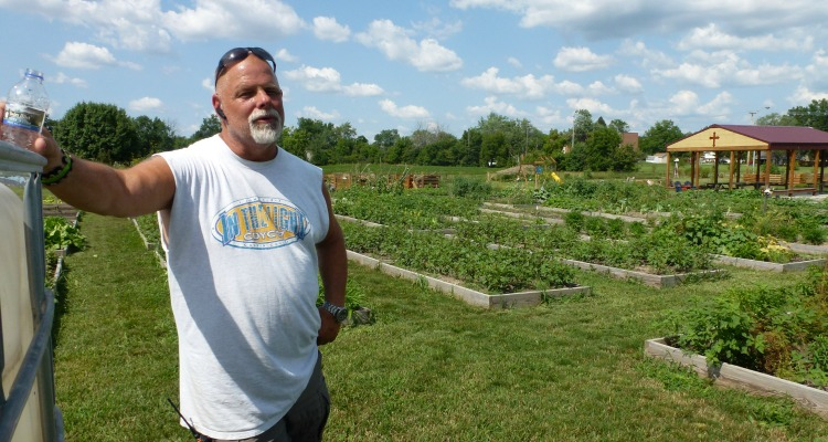 Community Gardens At St. Henry's Catholic Church