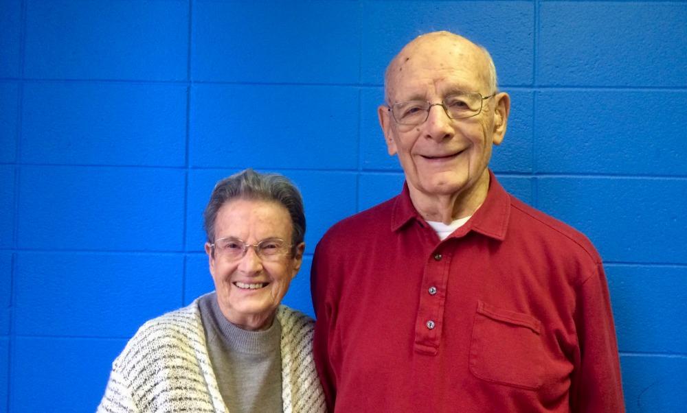Bob and Jennie Beth Baker Downey Avenue Christian Church
