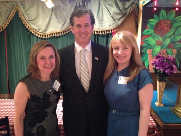 Rick Santorum- Ally Parents Common Core