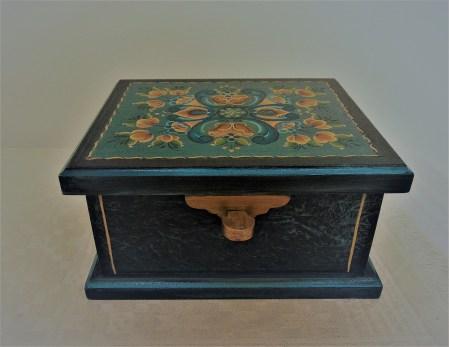 Telemark Key Box