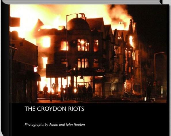 Croydon Riots Book