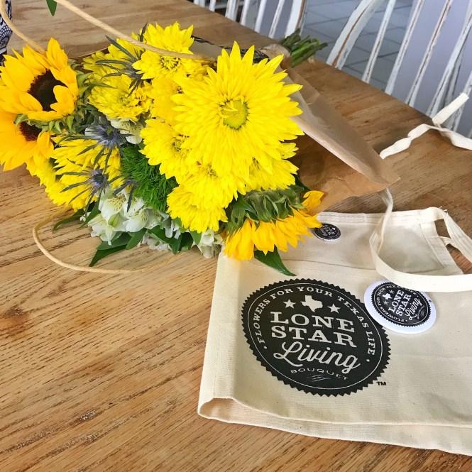 Sunflower Lone Star Living June Bouquet
