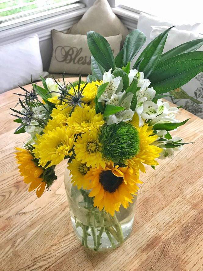 Summertime Flower Style