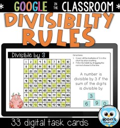 Divisibility Rules Using Google Slides   Hooty's Homeroom [ 1152 x 1152 Pixel ]