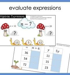 Understanding Algebraic Expressions Using Google Slides [ 1152 x 1152 Pixel ]