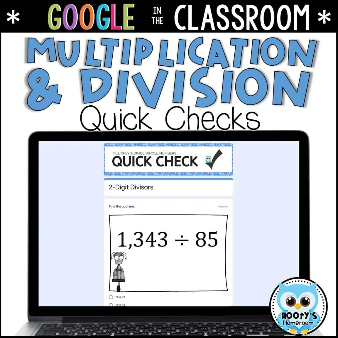 Multiplication And Division Using Forms