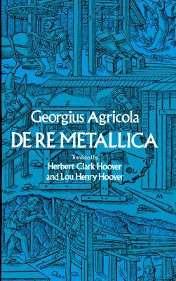 de-Re-Metallica-Agricola-Georgius-9780486600062