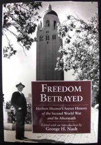 Freedom Betrayed, by Herbert Hoover