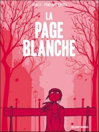 bagieu-la-page-blanche La page blanche, de Pénélope Bagieu et Boulet