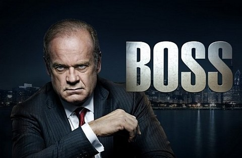 boss Les 10 meilleures séries vues en 2012