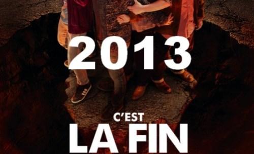 fin Les meilleurs films au cinéma en 2013
