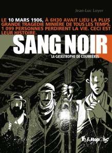 sangnoir Les meilleures Bandes Dessinées en 2013