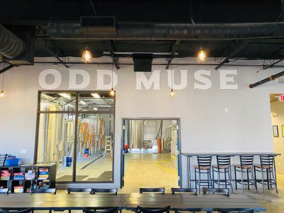 Odd Muse Brewing Co Farmers Branch