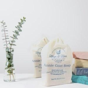 Annie Goat Milk Soap