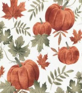autumn_pumpkins-on-cream napkins