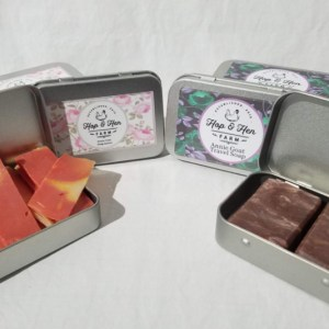 Annie Goat Milk Travel Soaps