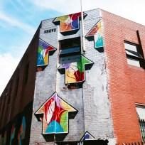 Street Art, Shoreditch London - Photography taken by HOP Design Studio Blog ©