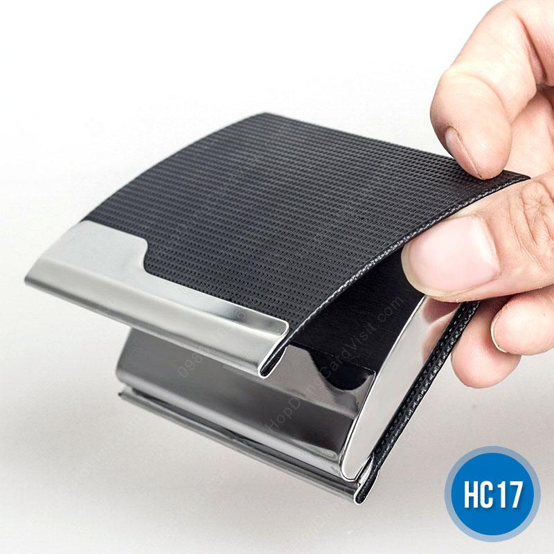 Mua hộp đựng name card cao cấp HC17