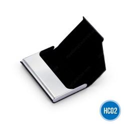 Mở lắp hộp đựng name card HC02