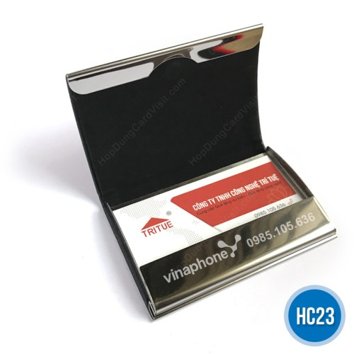 Mua hộp đựng name card cao cấp HC23 ở đâu